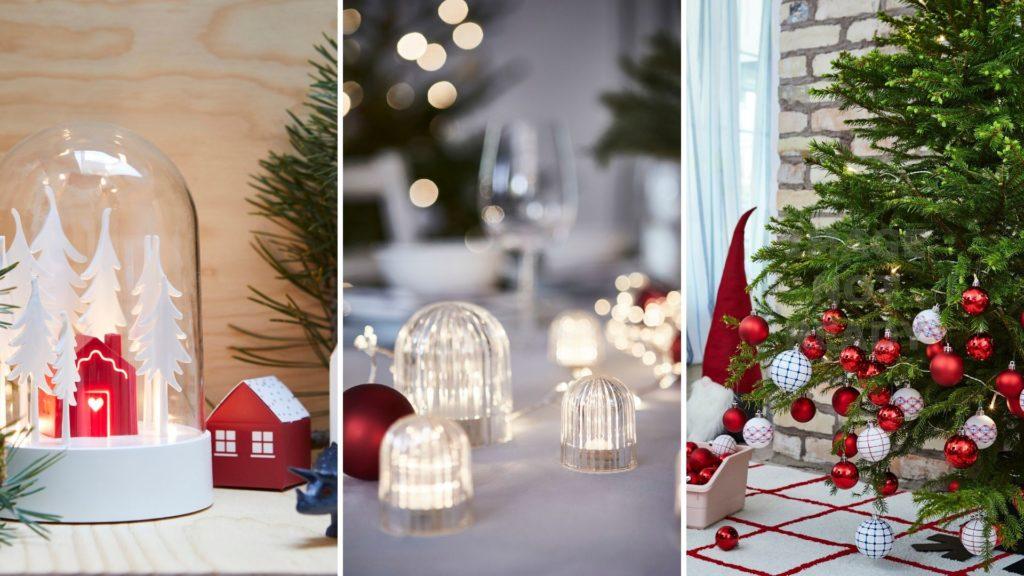 Ikea Kerst collectie
