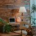 Houten meubels interieur